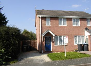 Thumbnail 2 bed semi-detached house to rent in Marleigh Road, Bidford On Avon