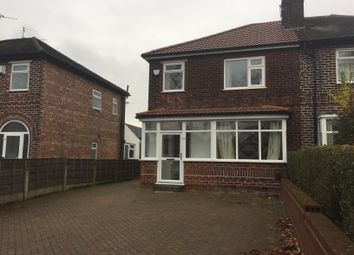Thumbnail 3 bedroom semi-detached house to rent in Manor Avenue, Sale