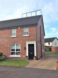 Thumbnail 3 bedroom semi-detached house to rent in Lady Wallace Way, Lisburn