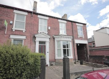 Thumbnail 6 bed end terrace house to rent in Filey Street, Broomhall, Sheffield Includes Bills