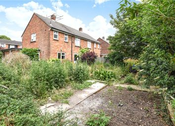 Thumbnail 2 bed semi-detached house for sale in Chene Road, Wimborne