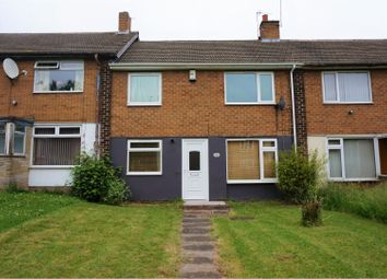 Thumbnail 3 bed terraced house for sale in Cotswold Road, Nottingham