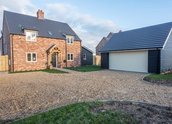 Thumbnail 4 bed detached house for sale in Walton Road, Marshland St. James, Wisbech