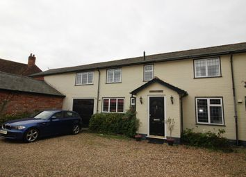Thumbnail 4 bed link-detached house to rent in Upper Street, Stratford St. Mary, Colchester