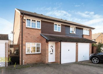 Thumbnail 3 bed semi-detached house for sale in Franklin Road, Hornchurch