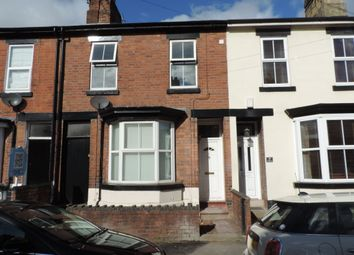 Thumbnail 1 bed flat to rent in Tillington Street, Stafford, Staffs