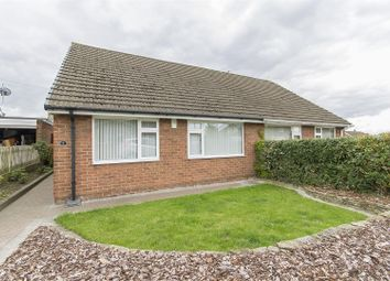 Thumbnail 2 bed semi-detached house for sale in Fairfield Close, Brimington, Chesterfield