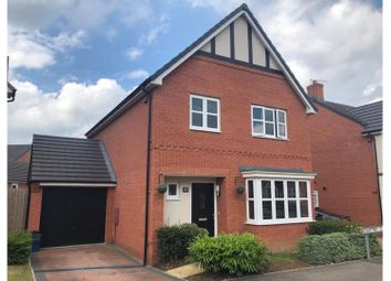 4 bed detached house for sale in Courtney Close, Northampton NN4