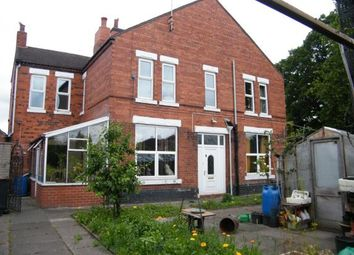 Thumbnail 3 bed semi-detached house for sale in Richmond Road, Crewe, Cheshire