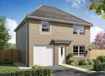 "Thumbnail 4 bedroom detached house for sale in ""Windermere"" at Hemfield Court, Makerfield Way, Ince, Wigan"