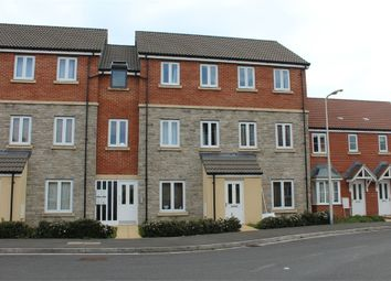 Thumbnail 2 bed flat for sale in Kent Avenue, West Wick, Weston-Super-Mare, Somerset