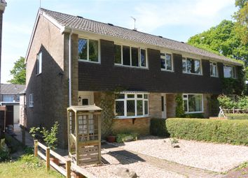 Thumbnail 3 bed end terrace house for sale in Ashton Close, Bishops Waltham, Southampton