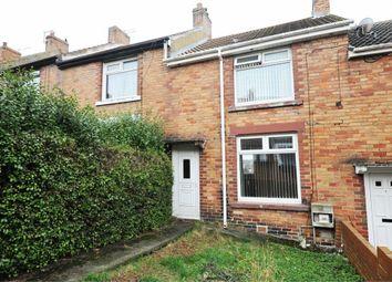 Thumbnail 2 bed terraced house for sale in Harrogate Terrace, Murton, Seaham, Durham