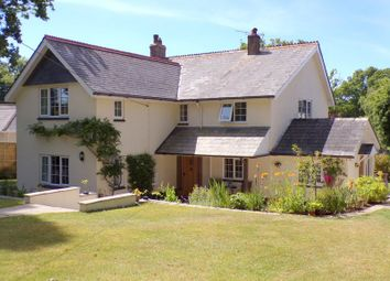 Thumbnail 5 bed detached house for sale in School Lane, West Hill, Ottery St Mary, Devon