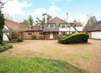 Thumbnail 5 bed detached house for sale in Bath Road, Littlewick Green, Maidenhead, Berkshire