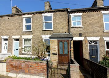 Thumbnail 3 bed terraced house for sale in Waldeck Road, Norwich