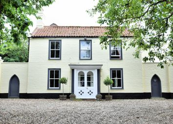 Thumbnail 5 bedroom detached house to rent in Yarmouth Road, Ellingham, Bungay