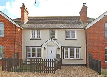 Thumbnail 2 bed terraced house for sale in Chapel Lane, Sway, Lymington