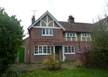 Thumbnail 3 bed semi-detached house to rent in Maple Cottages, West Common, Harpenden, Hertfordshire