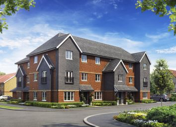 Thumbnail 2 bedroom flat for sale in Clover Fields, Didcot