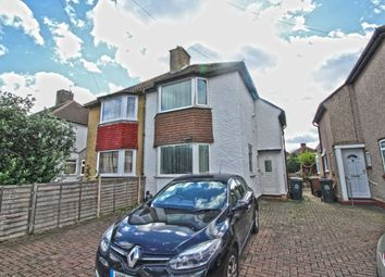 Thumbnail 2 bed semi-detached house for sale in Chatsworth Road, Dartford