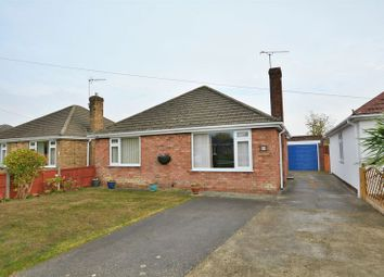 Thumbnail 2 bed detached bungalow for sale in Manor Road, North Hykeham, Lincoln