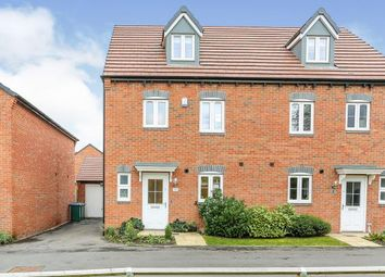 Thumbnail 4 bed semi-detached house for sale in Kare Road, Wyken, Coventry, West Midlands