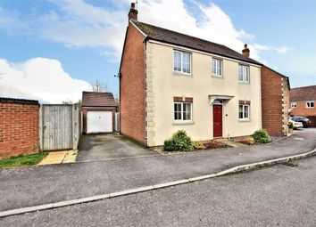 Thumbnail 3 bed detached house for sale in Kingfisher Grove, Three Mile Cross, Reading