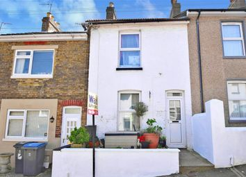 Thumbnail 2 bed terraced house for sale in Oswald Place, Dover, Kent