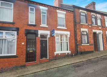Thumbnail 3 bed terraced house to rent in Balliol Street, Penkhull, Stoke-On-Trent