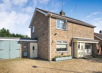 Thumbnail 4 bed detached house for sale in Crowland Road, Eye, Peterborough