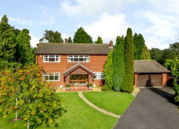 Thumbnail 4 bed detached house for sale in The Evergreens, Sheriffhales, Shifnal, Shropshire
