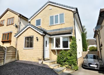 Thumbnail 3 bed detached house for sale in Paterson Croft, Stocksbridge, Sheffield