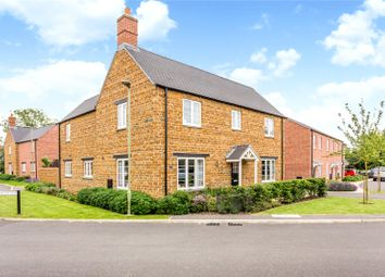Thumbnail 4 bed detached house for sale in Cascade Road, Hook Norton, Banbury, Oxfordshire