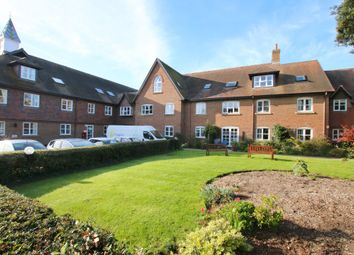 Thumbnail 1 bed flat for sale in Monmouth Court, Church Lane, Lymington, Hampshire