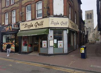 Thumbnail Restaurant/cafe to let in Week Street, Maidstone, Kent