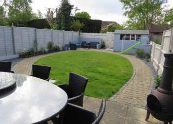 Thumbnail 4 bed semi-detached house for sale in Fielden Close, North Baddesley, Southampton