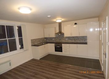Thumbnail 2 bedroom flat to rent in Fitzwilliam Street, Peterborough