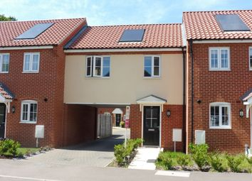 Thumbnail 1 bed property for sale in Jeckyll Road, Wymondham