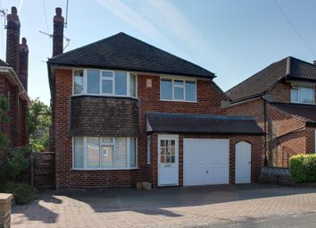Thumbnail 3 bed detached house to rent in Finney Drive, Wilmslow