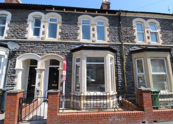 3 bed terraced house for sale in Craddock Street, Cardiff CF11