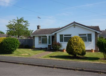 Thumbnail 3 bed detached bungalow for sale in Orchard Close, Great Hale, Sleaford