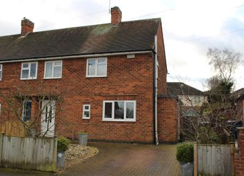 Thumbnail 2 bed semi-detached house for sale in St. Marys Crescent, Ruddington, Nottingham