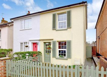 Thumbnail 2 bed semi-detached house for sale in Lavender Hill, Tonbridge, Kent