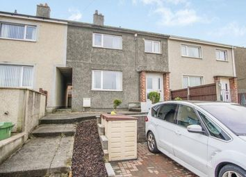 Thumbnail 3 bed terraced house for sale in Maes Hendre, Penrhyndeudraeth, Gwynedd, .