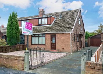 Thumbnail 3 bed semi-detached house for sale in Park Avenue, Shevington, Wigan