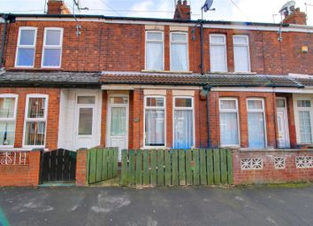 Thumbnail 2 bed terraced house for sale in Essex Street, Hull, East Yorkshire