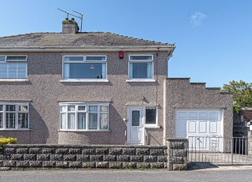 Thumbnail 3 bed semi-detached house for sale in Y Gors, Holyhead
