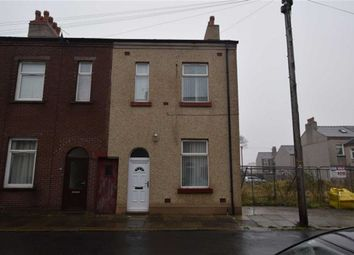 Thumbnail 2 bed end terrace house to rent in Marsh Street, Barrow-In-Furness, Cumbria