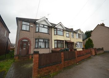 Thumbnail 3 bedroom end terrace house for sale in Windmill Road, Coventry